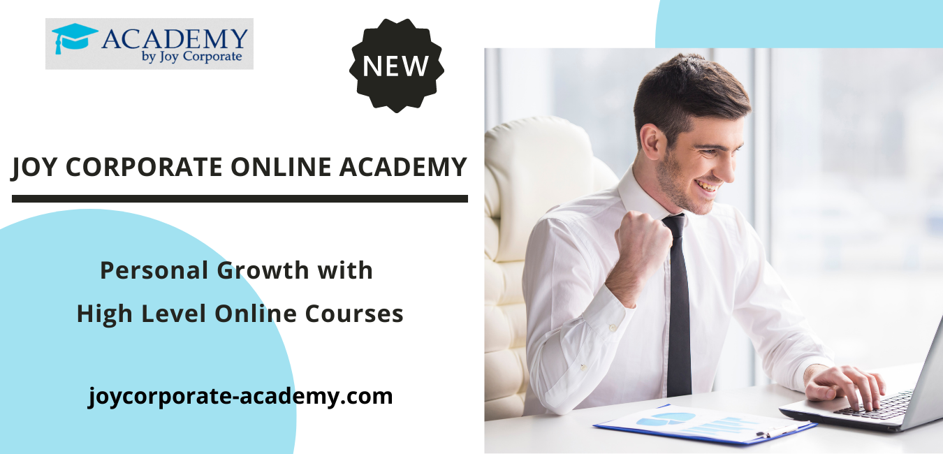 FLEXIBLES LERNEN JOY CORPORATE ONLINE ACADEMY 1
