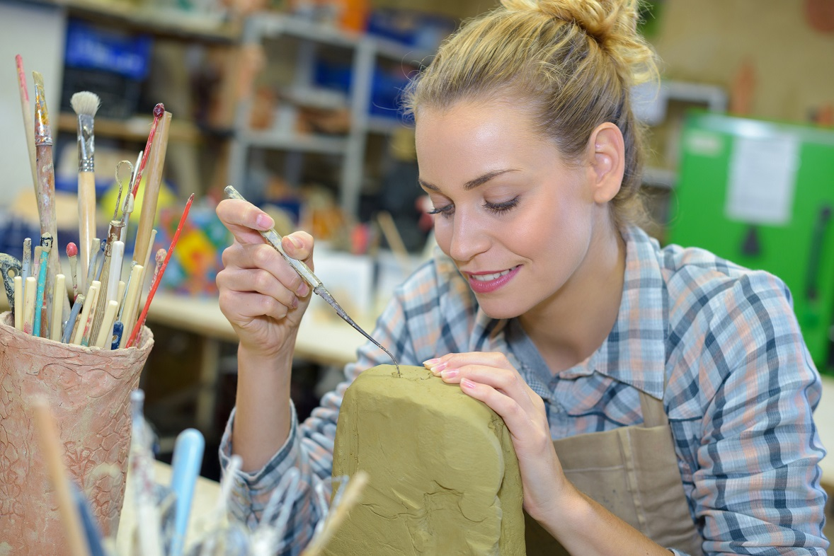 Art & Hobby workshops at the workplace