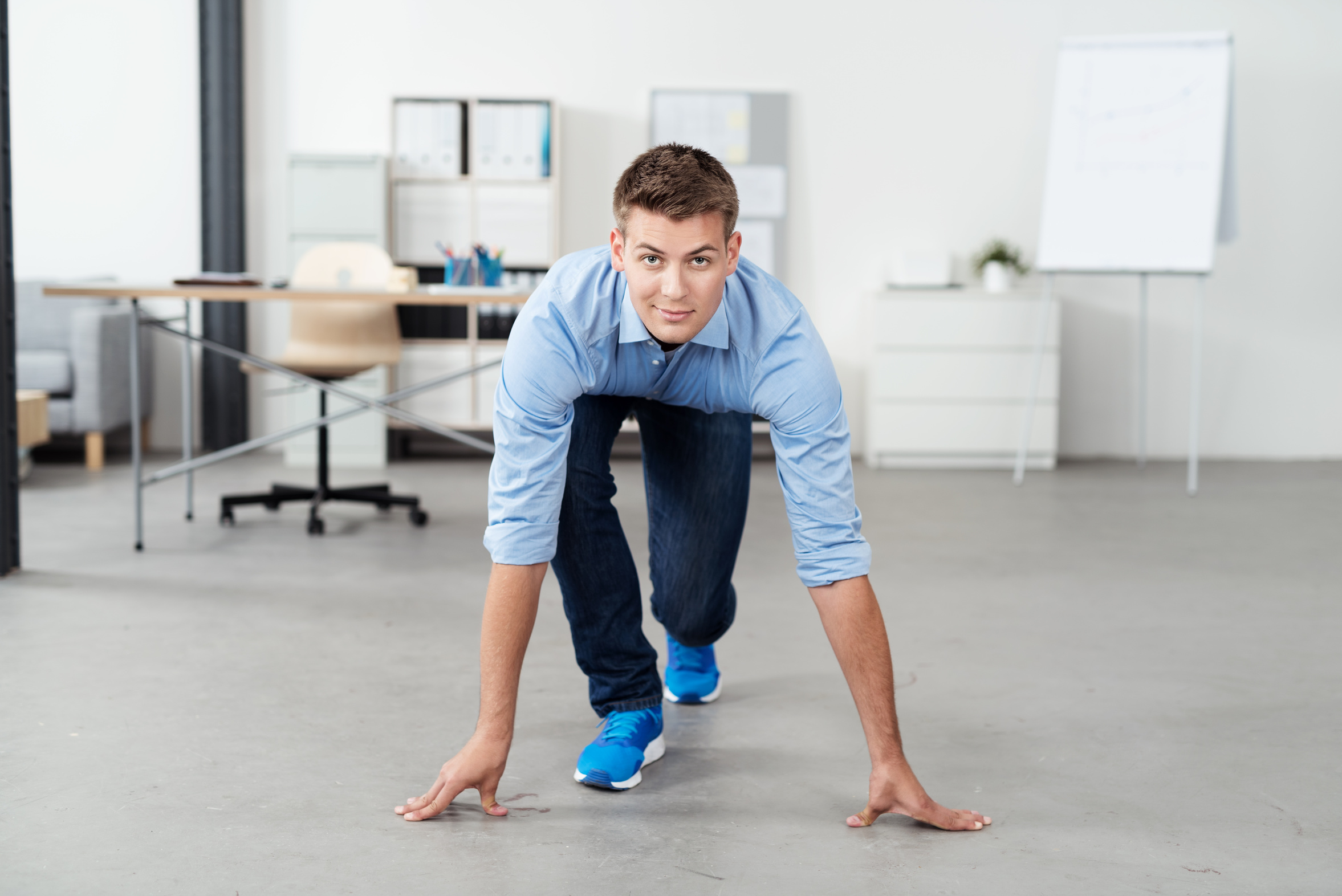 Health promotion at the workplace - physical wellbeing