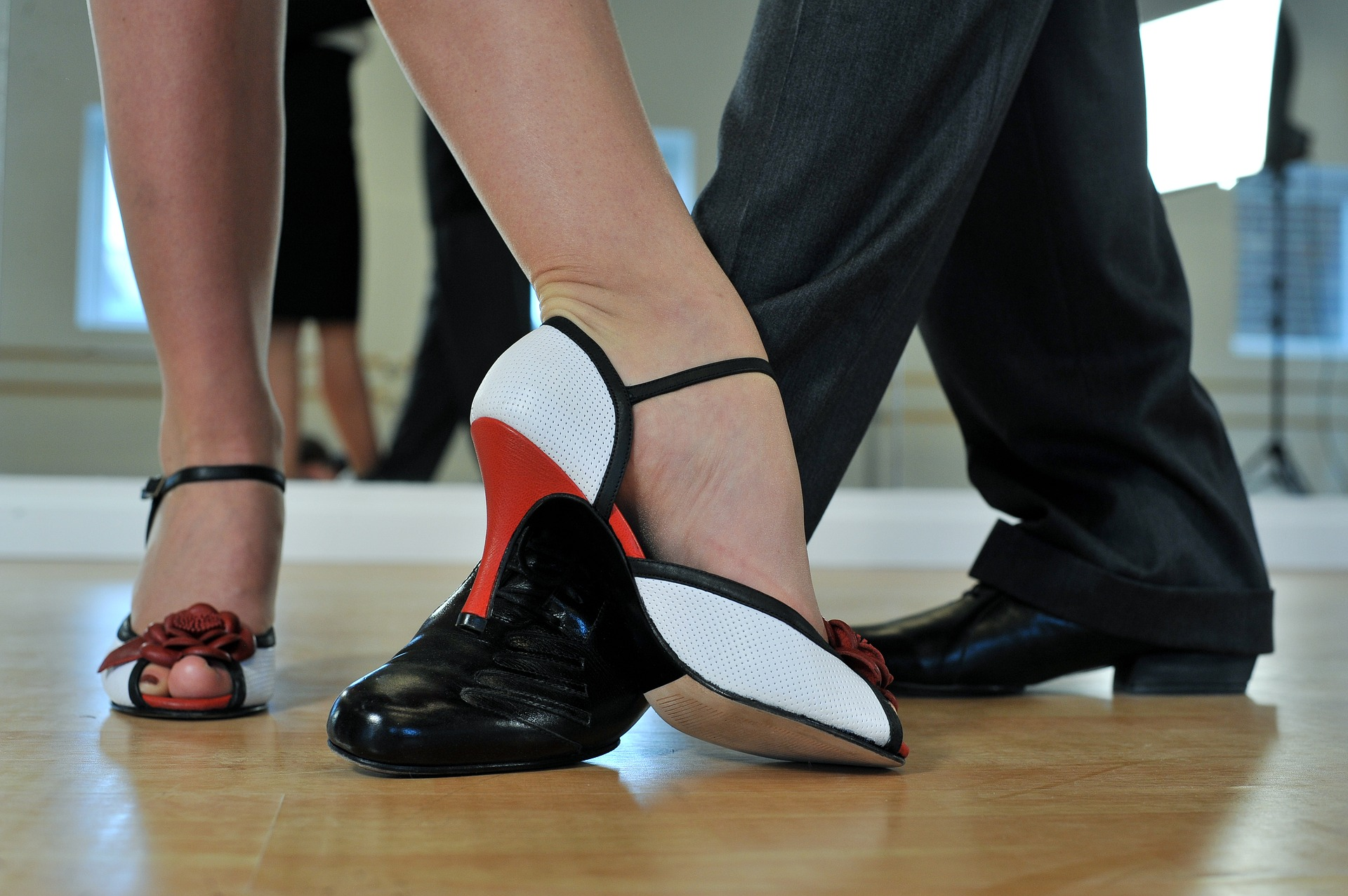 Dance classes at the workplace